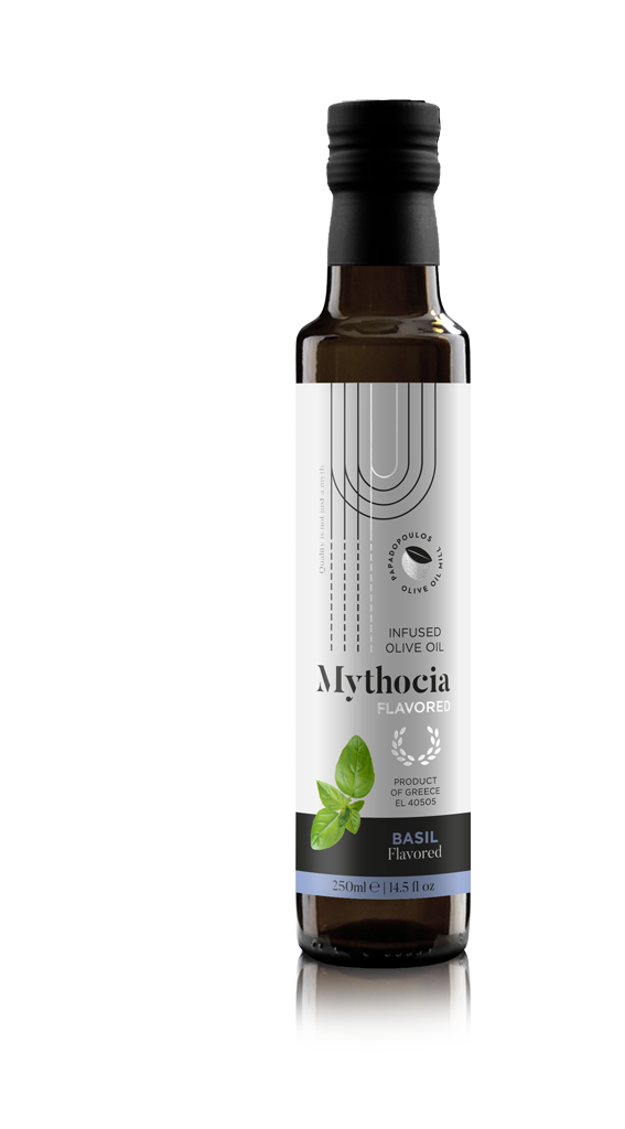 Mythocia Flavored Basil